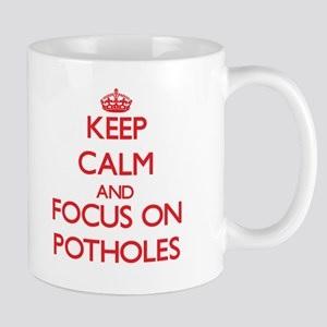 ... so big, that even the potholes have potholes.