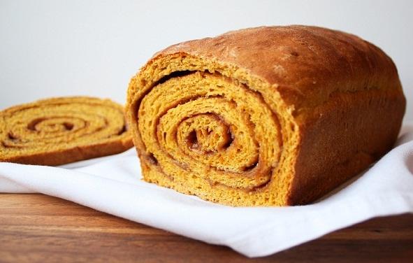 Pumpkin Cinnamon Swirl Bread Cooking Classy
