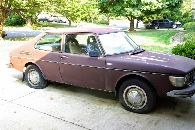 Daily Turismo: Save The Saabs: A Collection Of Saab 99s