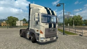 Hino 700 truck mod