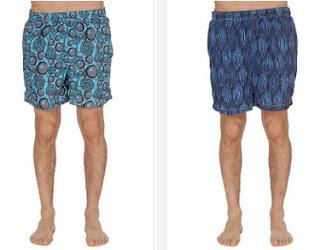 Shorts de baño de marca Reebok muy baratos