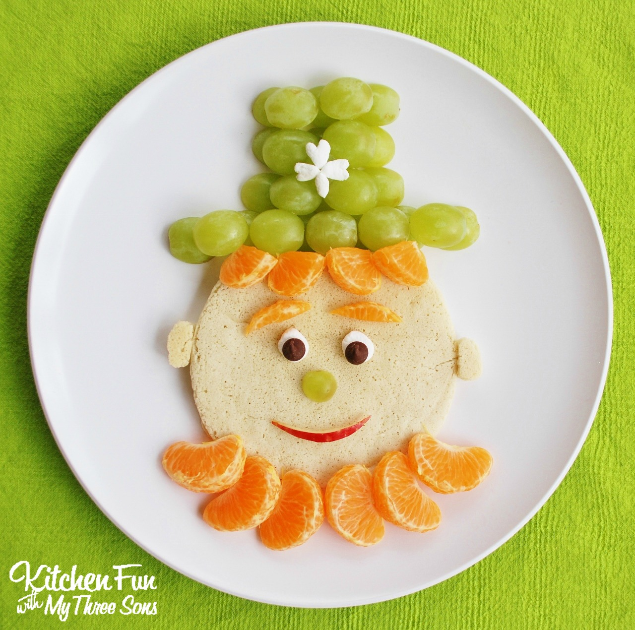 St Patrick S Day Breakfast She Brooke: Kitchen Fun With My 3 Sons: St. Patrick's Day Leprechaun