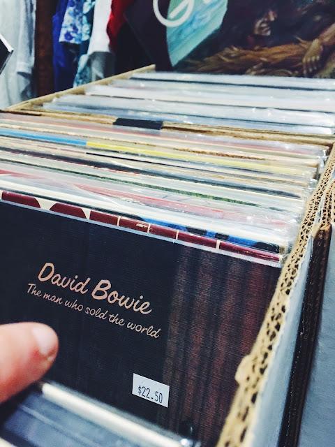 planet retro records, tampa indie flea, st pete indie market, lauren banawa, rialto theatre