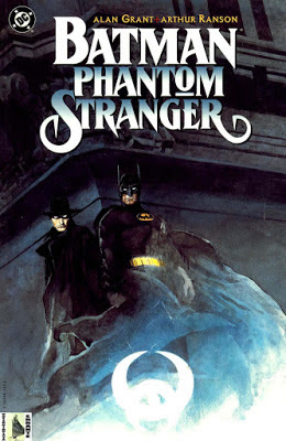 batman stranger
