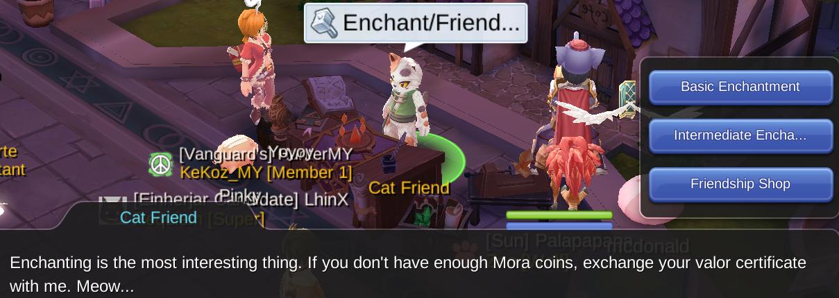 Ragnarok Mobile: Enchantment