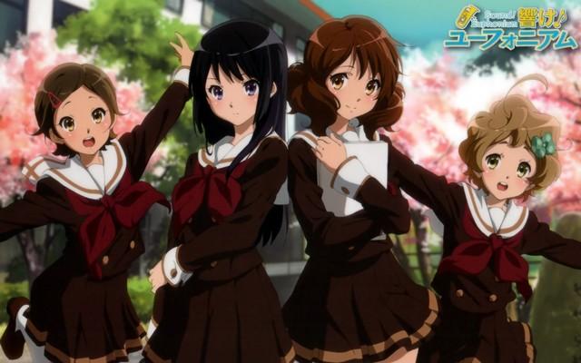 Hibike! Euphonium anime