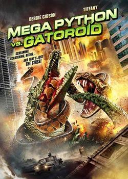 Sinopsis Film Mega Python vs. Gatoroid (2011)
