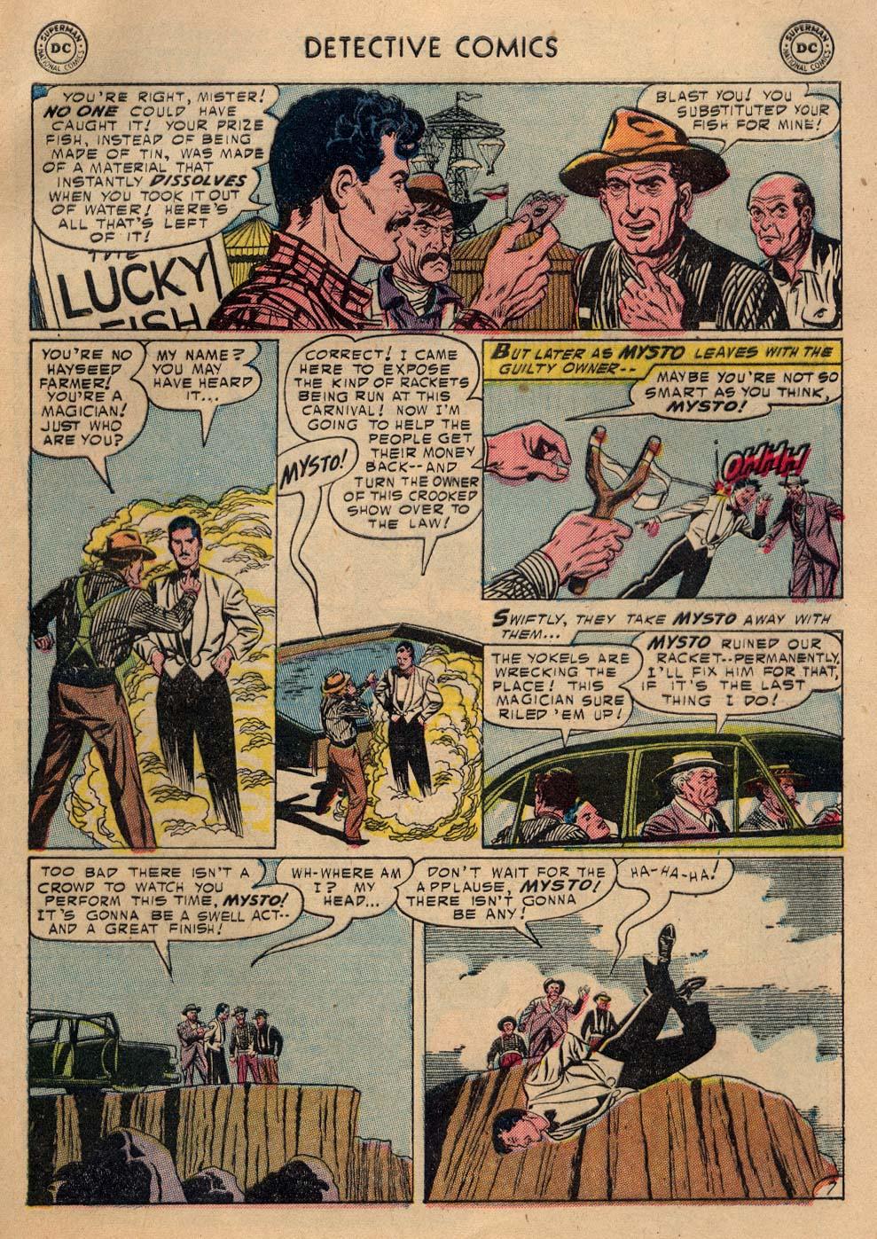 Read online Detective Comics (1937) comic -  Issue #212 - 26