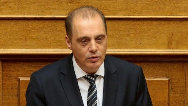 Ερώτηση Βελόπουλου στη βουλή για την ανάγκη για αποκατάσταση και ανάδειξη του κάστρου του Άργους