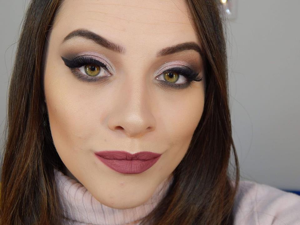 Dia Dos Namorados Mariana Seno: Maquiagem Especial Dia Dos Namorados 2018