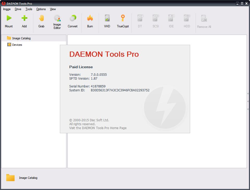 daemon tools lite serial number 10.6