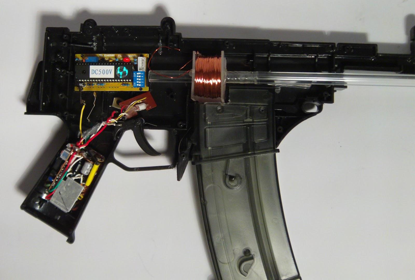 Homemade gun plans