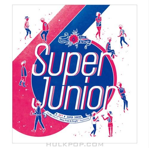 Super Junior – SPY (Repackage) (FLAC + ITUNES PLUS AAC M4A)