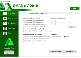 Smadav 2019 Best Local Antivirus