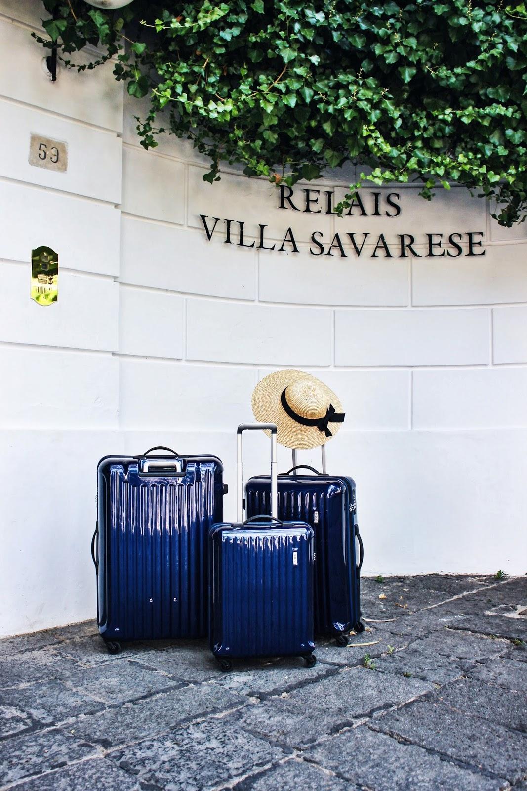 Sorrento, Villa Savarese