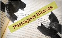 Passagens Bíblicas e Versículos de Arrependimento.