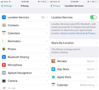 Cara Mematikan GPS di iPhone dan Android, Begini caranya