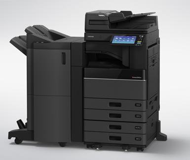 toshiba copy machine