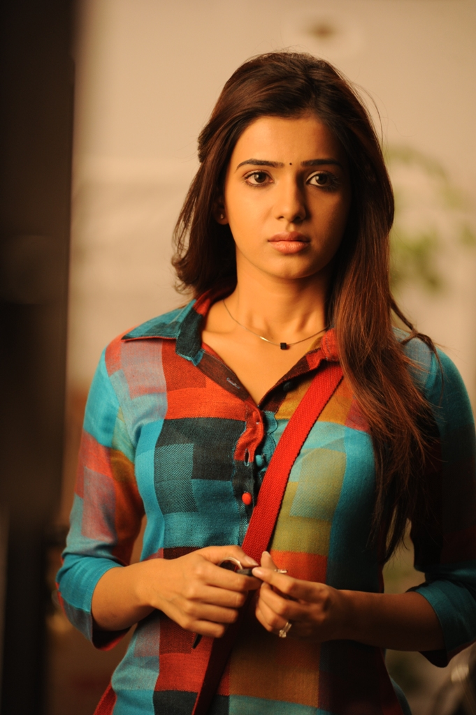 eega movie samantha