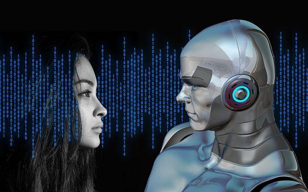 concepto de inteligencia artificial y robotica
