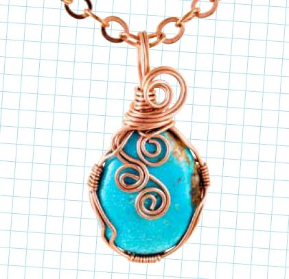 Book Review - Build Your Own Wire Pendants ~ The Beading Gem\'s Journal