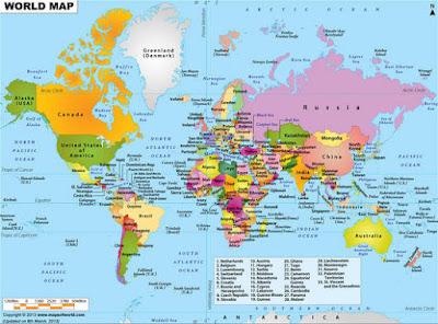 Pengertian dan Fungsi Peta
