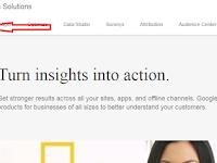 Cara Daftar Blog ke google Analytic dan Memasang Kode di Blog