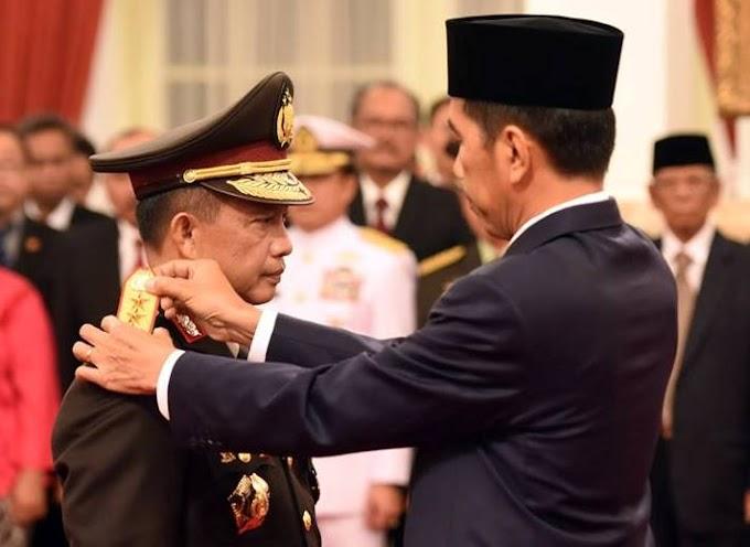 Inilah Program Kerja Kapolri Jendral Tito Karnavian