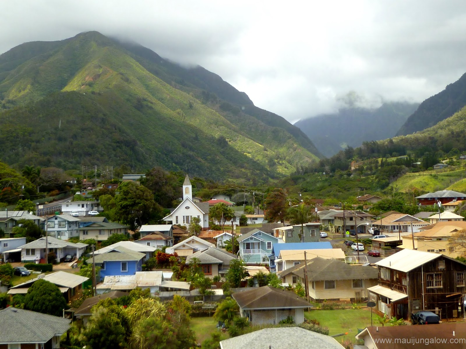 Maui Jungalow: Wailuku Wailuku