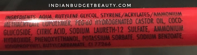 VATENN Italy Smudgeproof Ink Eyeliner REVIEW