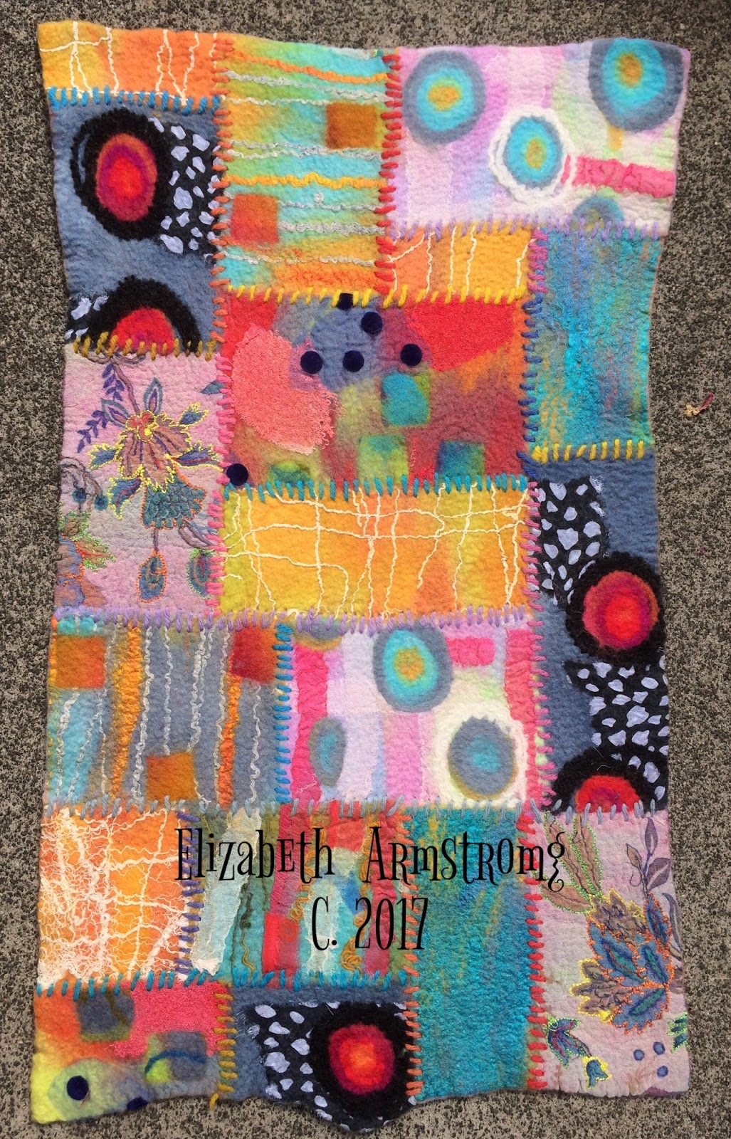 """patchwork commentary """"quilters today have machines, but it's still a real craft,"""" said jennifer bagley """" there's a story behind every quilt"""" bagley is directing an ongoing."""