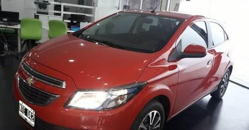 Chevrolet Onix 1 4 Ltz Liquido Muy Bueno Ll - 2019