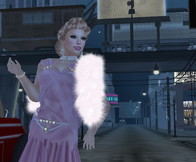 fe34d2297c3c1a Here Breezy steps out in Seraph City .. Yes the Gown is Timeless Pure TRES  BEAU Couture
