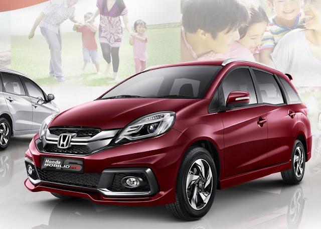 Honda Mobilio Terbaru 2015