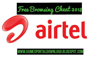 Latest Airtel Free Browsing Cheat 2018 Get 2GB for N100 and 10GB