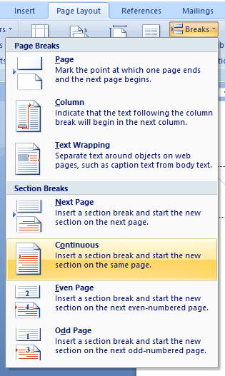 Cara Membuat Nomor Halaman Di Word Berbeda Untuk Tugas Akhir