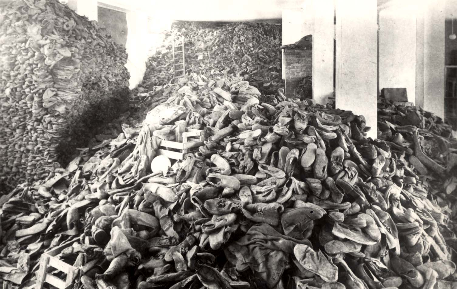 The Helpful Art Teacher: SOLE Witness: Responding to the Holocaust with shoe sculptures