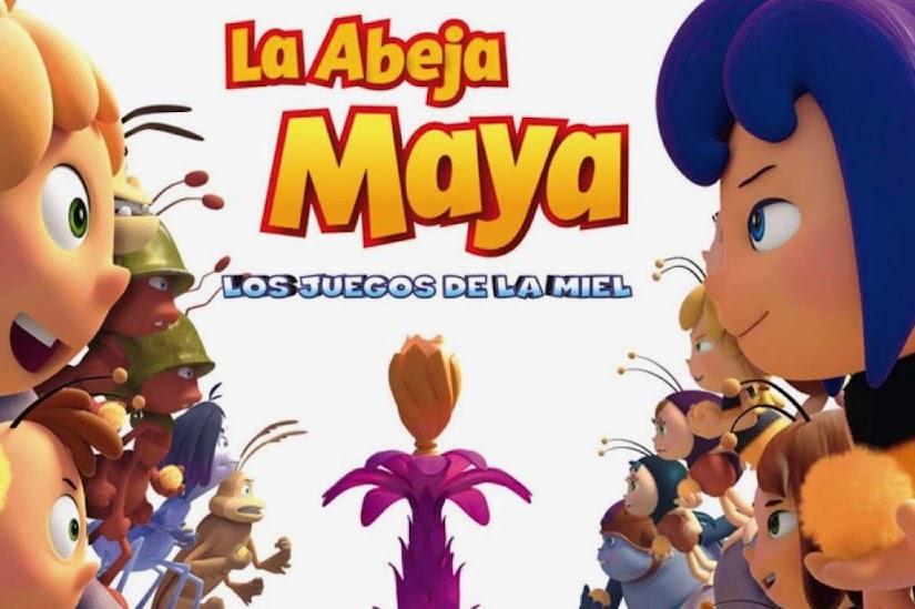 La abeja Maya 2