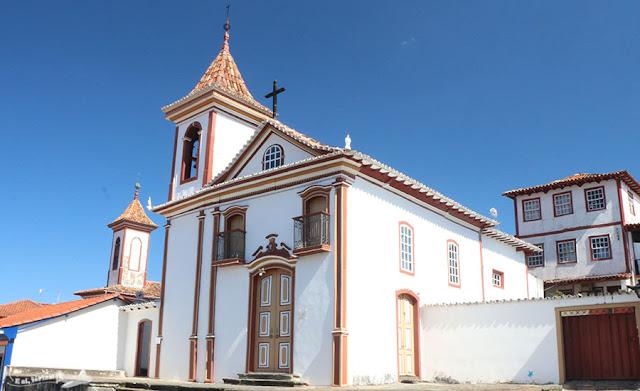 Igreja Senhor do Bonfim, Diamantina, Minas Gerais