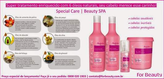 Sorteio For Beauty!!!!