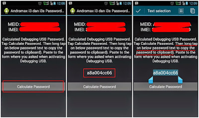Tutorial Root dan Install CWM Recovery Andromax C3