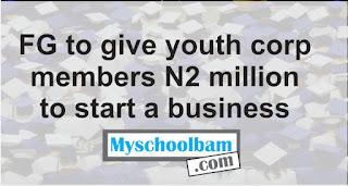 N2 million loan for nysc corp members