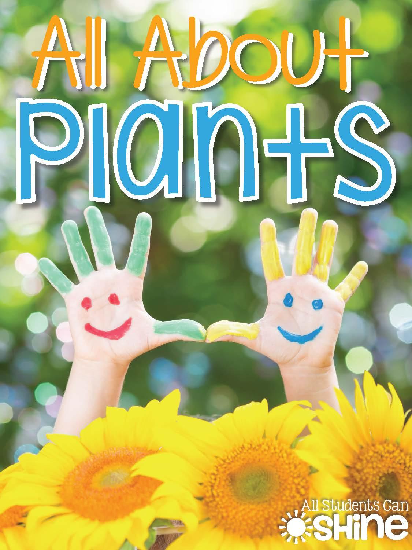 plants unit first grade