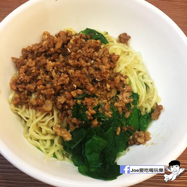IMG 0364 - 富子江家餛飩,超級大尺寸的餛飩麵,超級嗆辣的麻辣烏龍豆干必吃啊~
