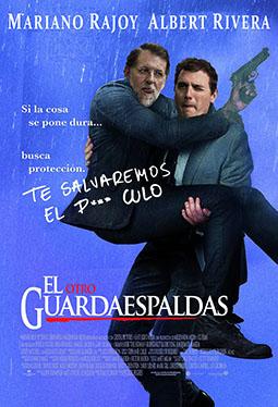el villano arrinconado, humor, chistes, reir, satira, Mariano Rajoy, Albert Rivera