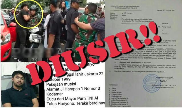Akhirnya TNI AL Usir Ahoker Ini Dari Rumah Dinas Kakeknya