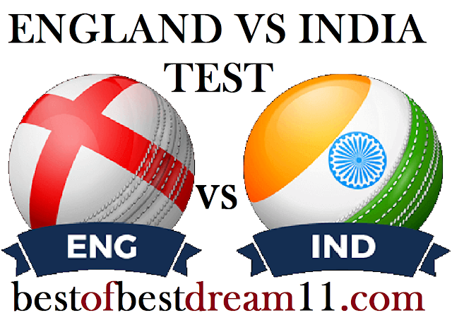 eng vs ind dream11