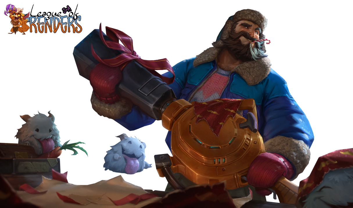 render Snow Day Graves Splash