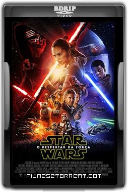 Star Wars O Despertar da Força Torrent BDRip Dual Áudio 2015
