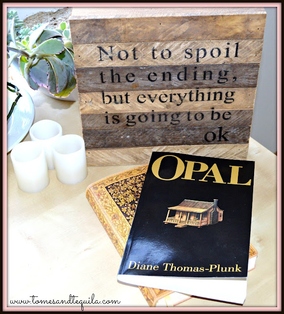 Opal by Diane Thomas-Plunk